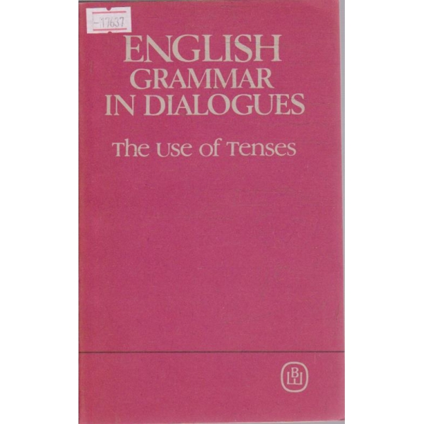 English grammar in dialogues