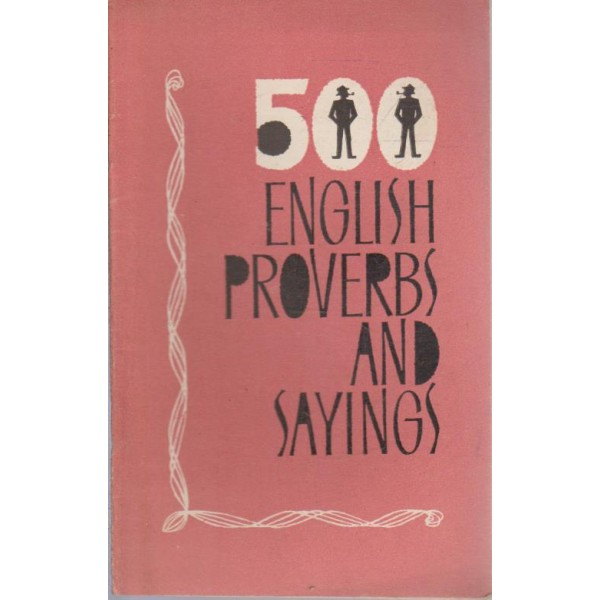 500 English proverbs and sayings