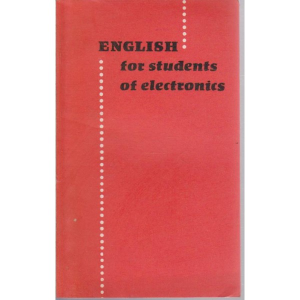 English for students of electronics