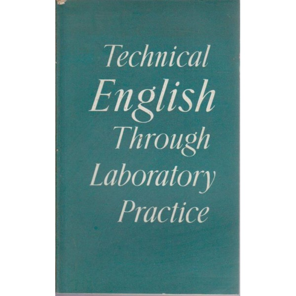 Technical English through laboratory practice