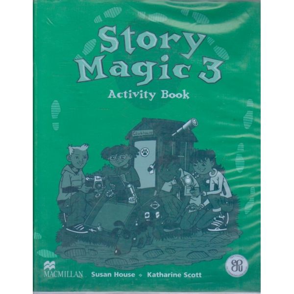 Story magic 3 - Activity book