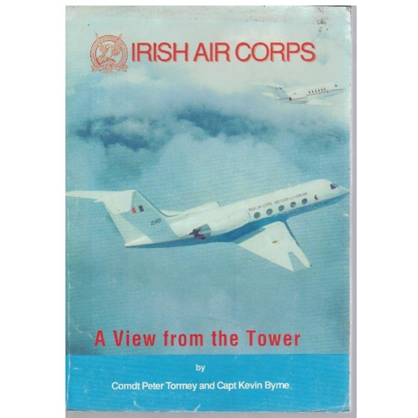 Irish air corps - A view from the tower