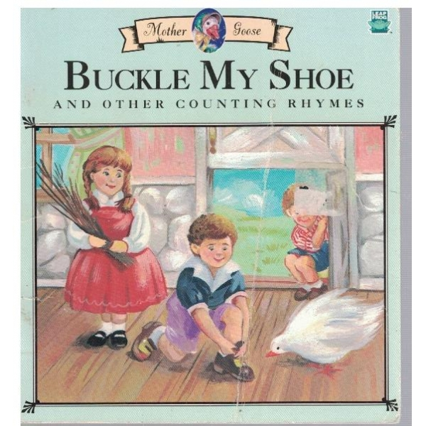 Buckle my shoe and other counting rhymes
