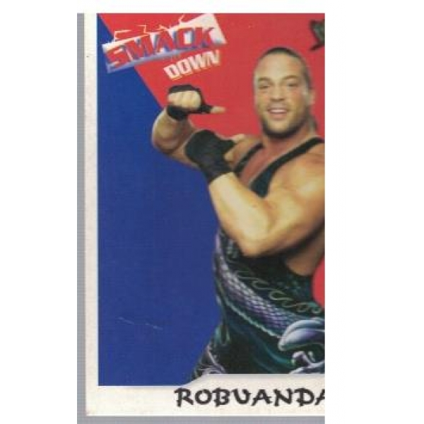 Smack Down - Rob Van Dam
