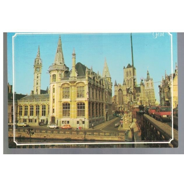 Gent - post office