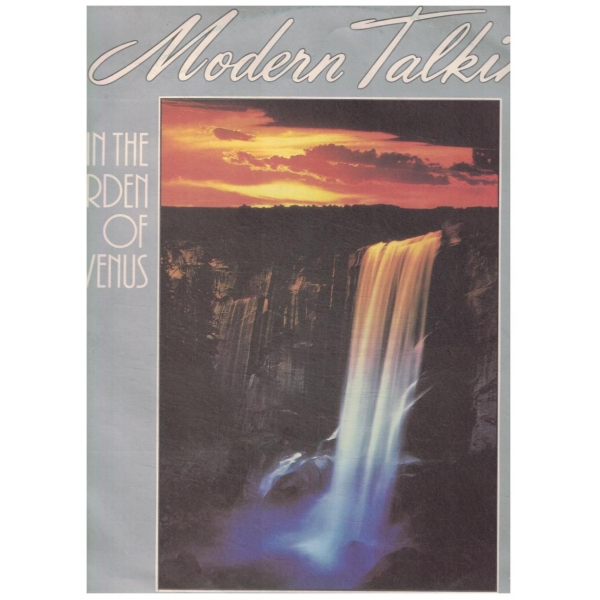 MODERN TALKING - In the garden of Venus BTA 12337
