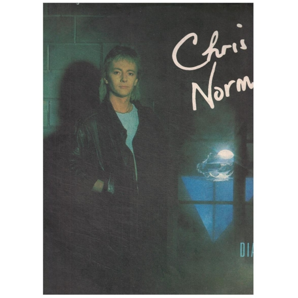 CHRIS NORMAN - Some hearts are diamond's BTA 12205
