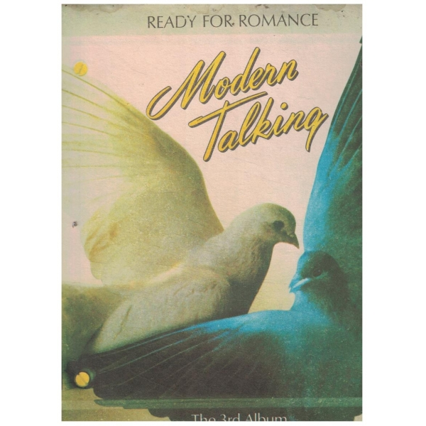 MODERN TALKING - Ready for romance ВТА 11996